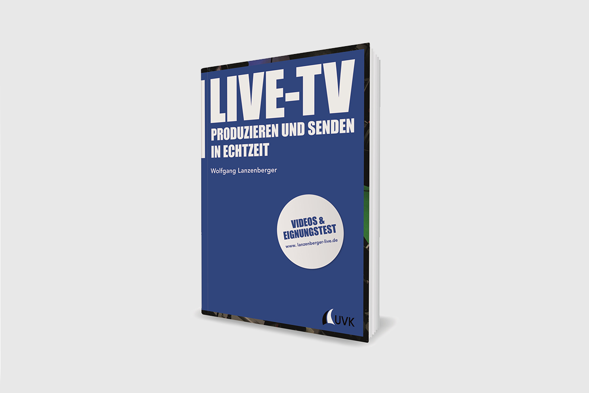 live-TV-buch